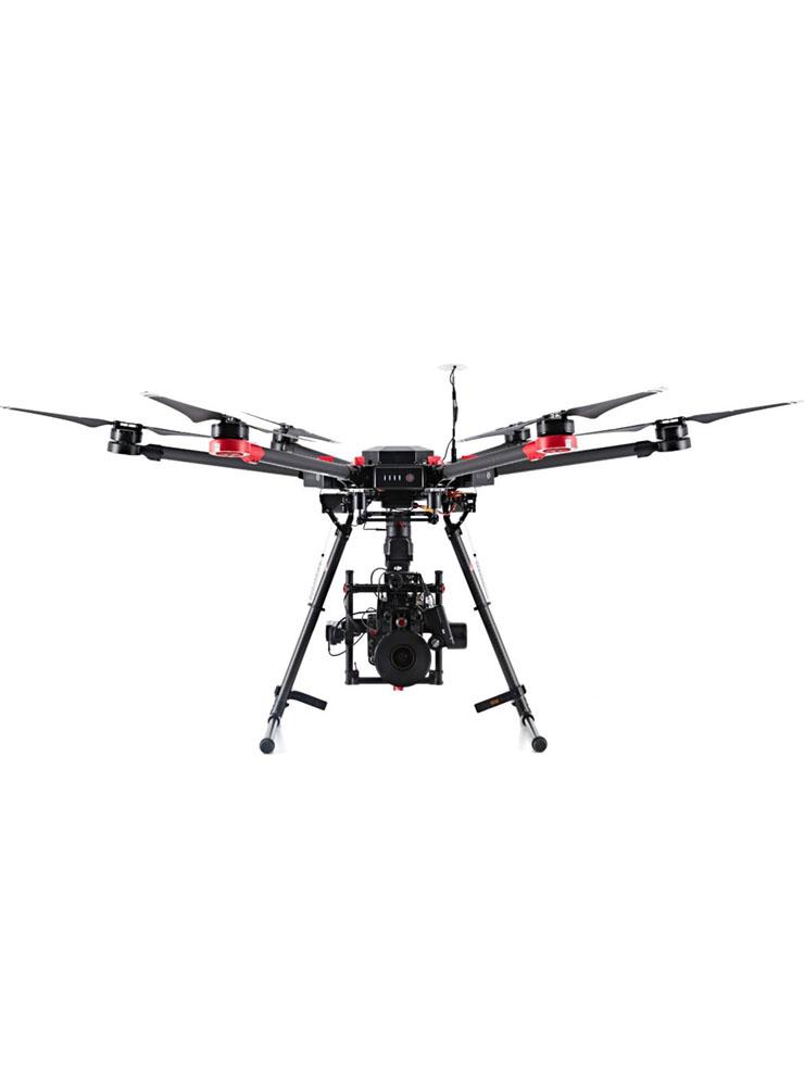 drone canlı yayın çekimi